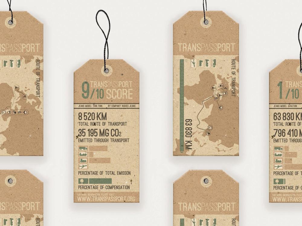 Regenerative energy labels